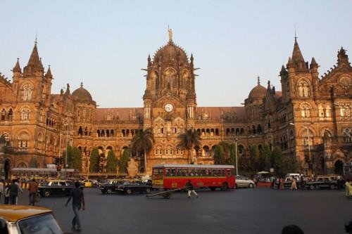 Mumbai, Chhatrapati Shivaji Terminus (Victoria Terminus)