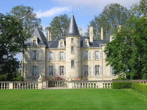 Chateau Pichon-Longueville, Comtesse Lalonde