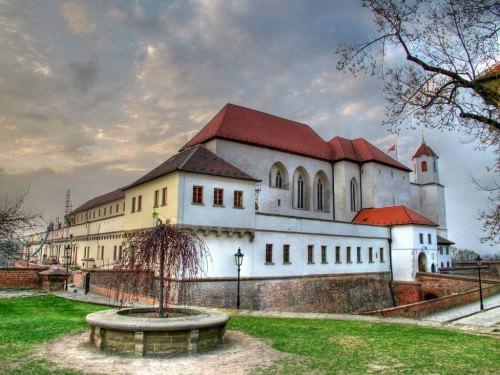 Castillo Real de Spilberk - Brno