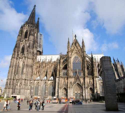 Top Of Cologne Cathedral Tour