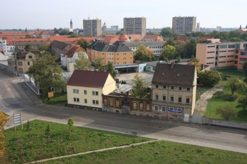 RUIMTEVOLK Studiereis Leren krimpen in Duitsland