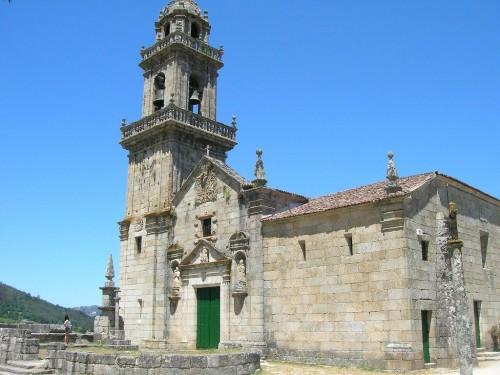 Iglesia de Santa María de Beade