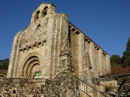 Iglesia de San Xulián de Astureses