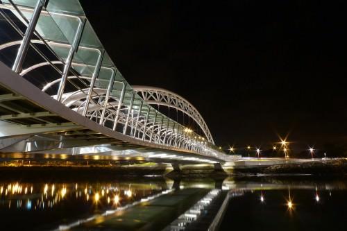 Pontevedra de noche