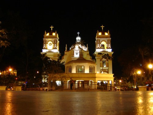 Cathedral in San Pedro Sula