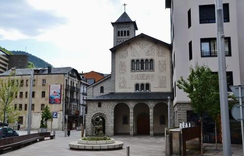 Església de Sant Pere Màrtir - Escaldes- Engordany