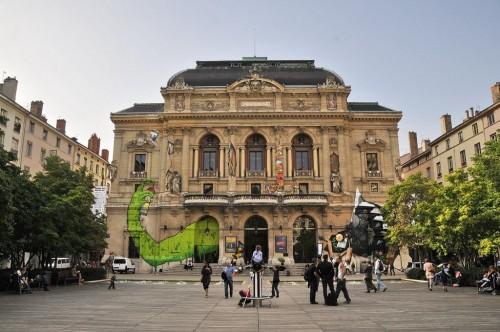 Place des Celestins Lyon