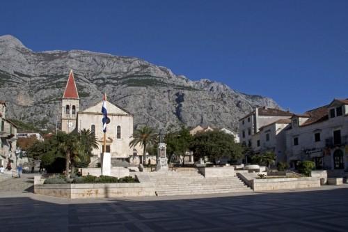 Makarska Town Centre