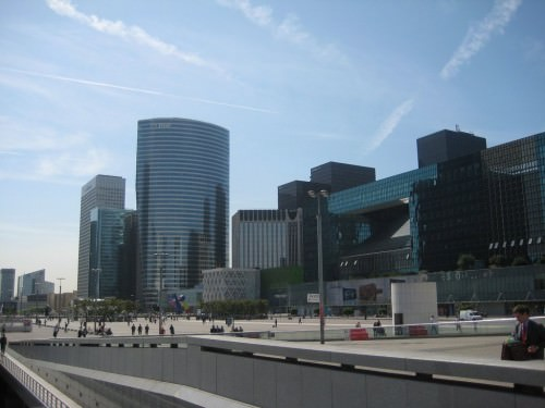 Paris La Defense