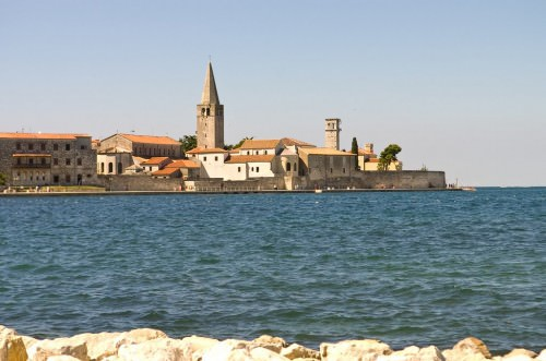 Summervacation in Porec