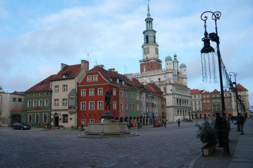 Poznan City Center
