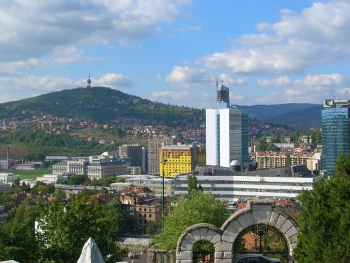 Sarajevo Idyll