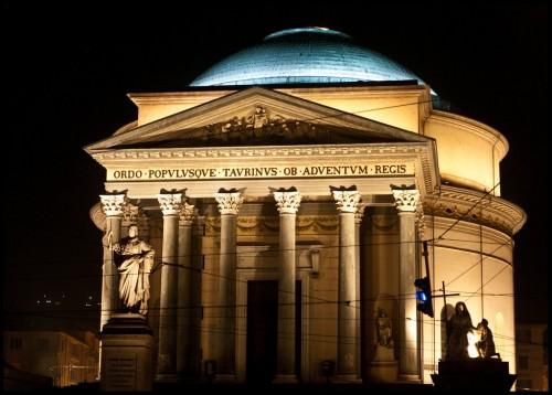 Gran Madre @ night - Torino