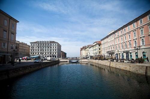 Trieste (la mia Pasqua)