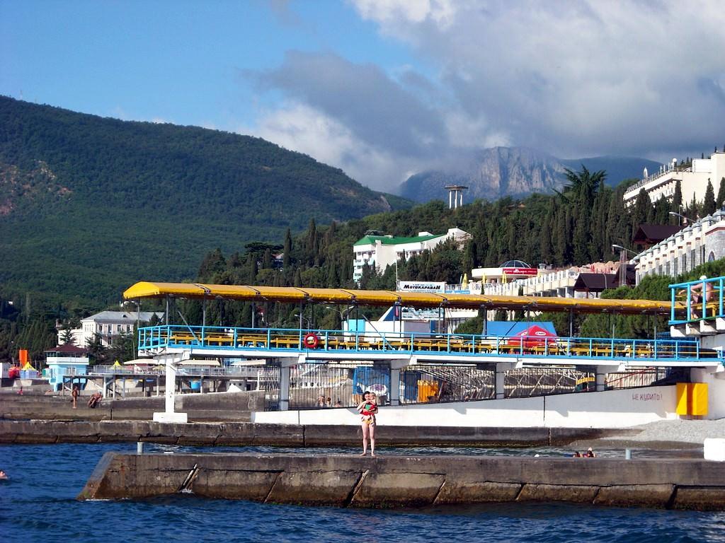 Waterpark Almond Grove in Alushta: description, photos and prices 85
