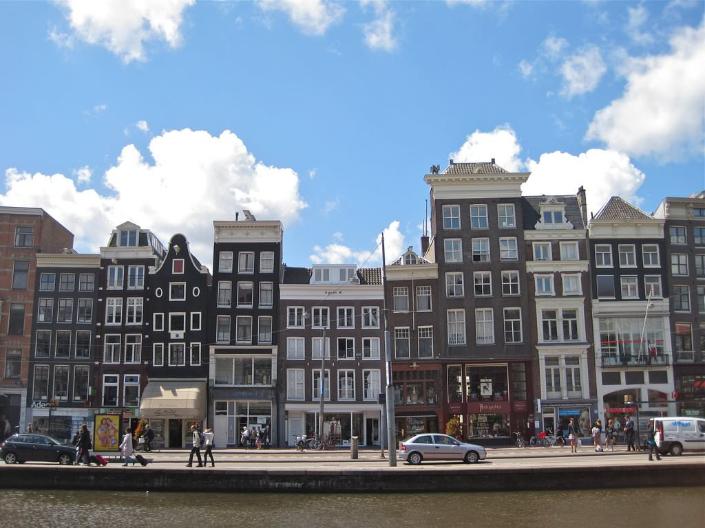 Elegant Amsterdam Interessante Orte Foto Von Reiseführer   Was Zu Sehen In -