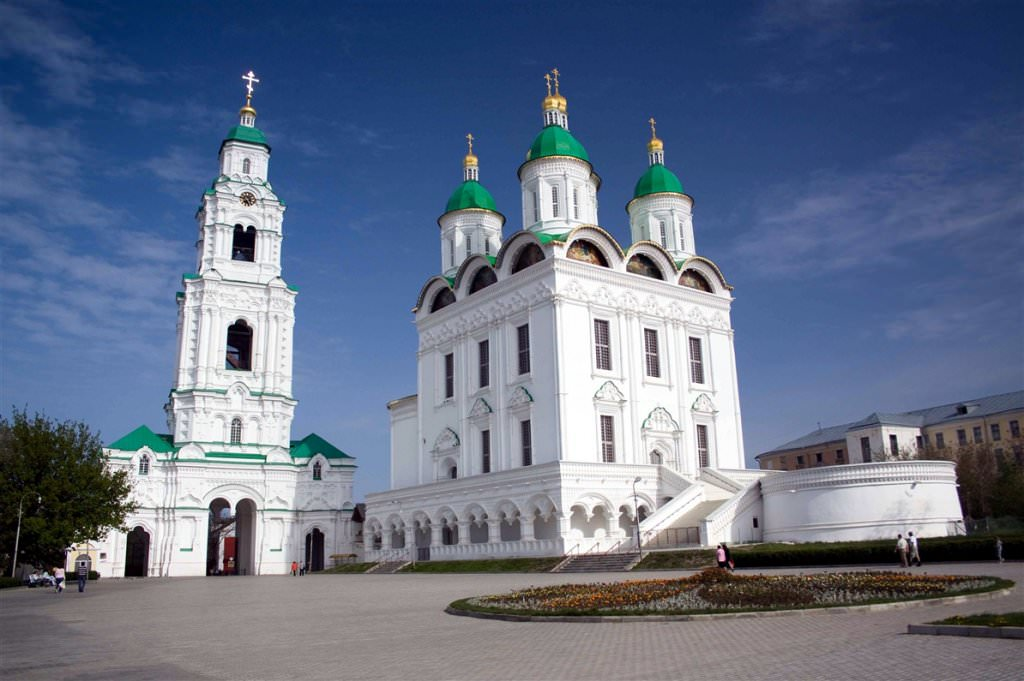 Belgorod region. Sightseeing: churches, museums, ecotourism