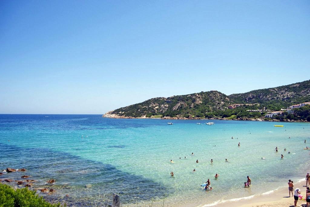 Baja Sardinia Pictures Photo Gallery Of Baja Sardinia