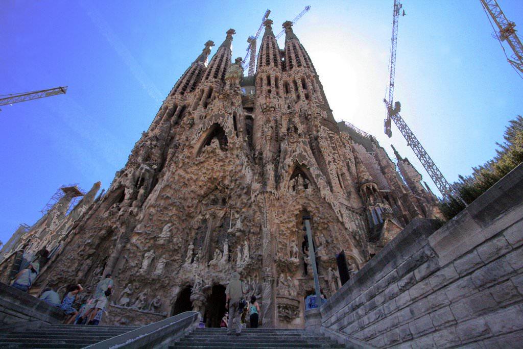 Fotografii Barselony Fotogalereya Dostoprimechatelnostej Na Orangesmile Vysokokachestvennye Snimki Barselony