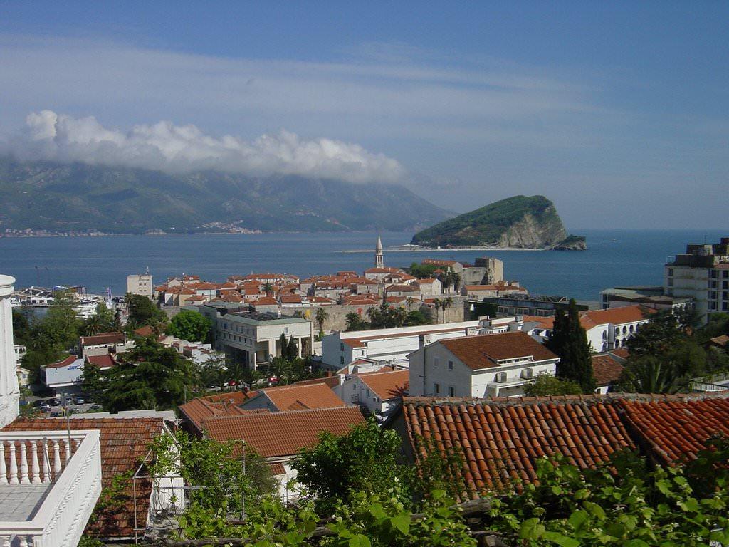 Черногория будва вилла бак