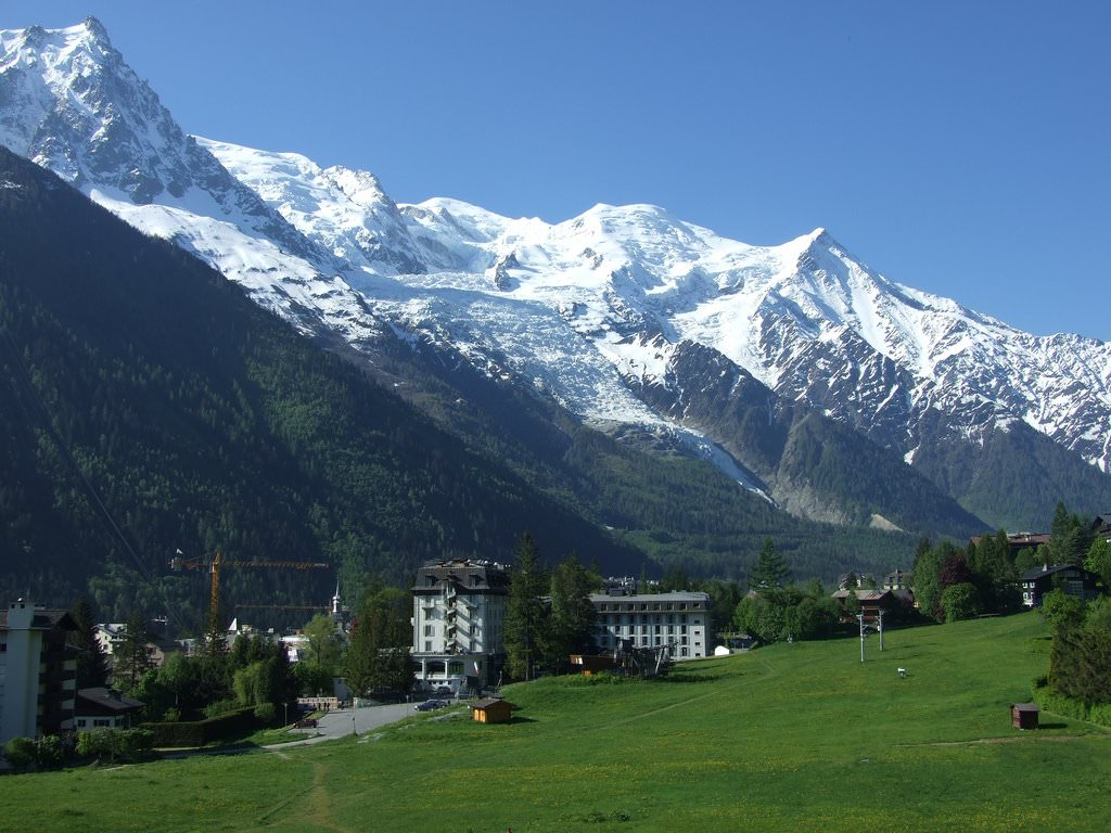 Hotel Mont Blanc Paris