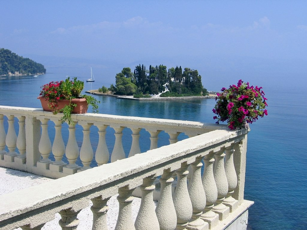 Corfu island Pictures  Photo Gallery of Corfu island ...