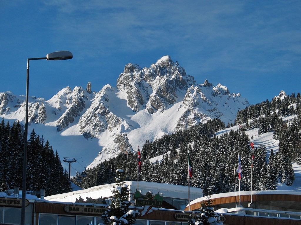 Courchevel Pictures Photo Gallery Of Courchevel High