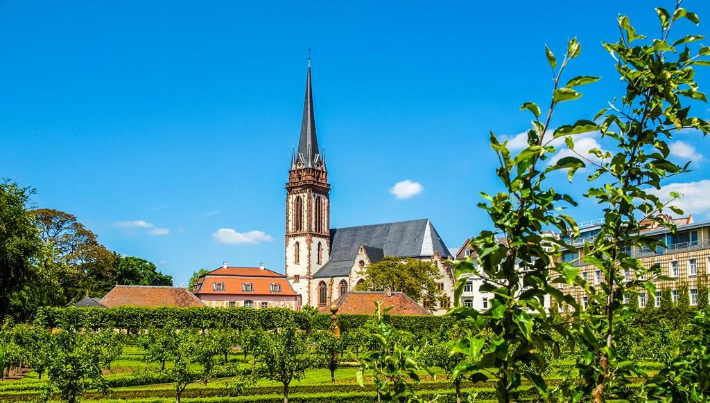 Darmstadt Travel Guide Things To See In Darmstadt Sightseeings