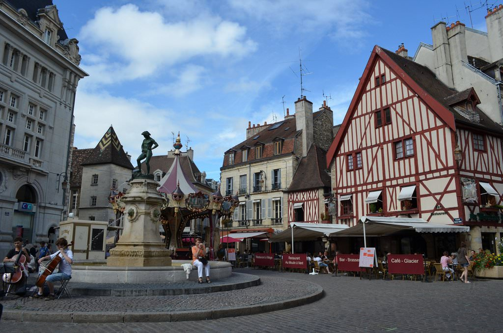 Dijon France  City new picture : Photogallery of Dijon, France