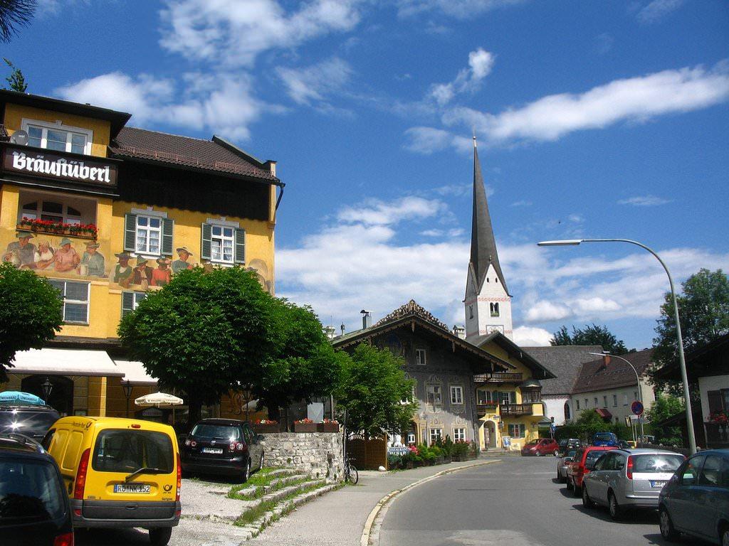 Klettersteigset Verleih Garmisch : Garmisch partenkirchen reiseführer was zu sehen in