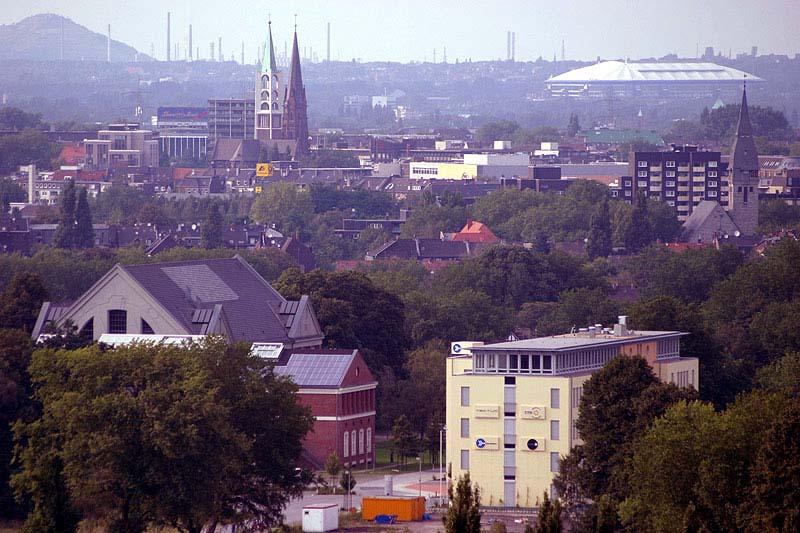 Einwohnerzahl Gelsenkirchen