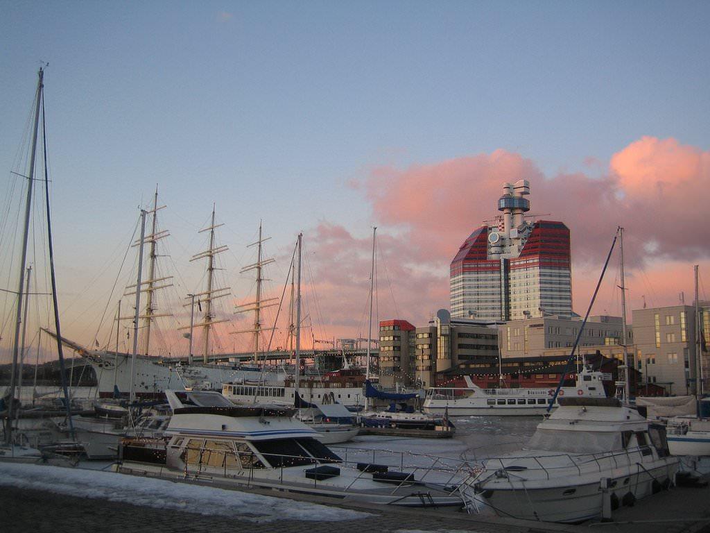 [原创] 途径瑞典西海岸 哥德堡到马尔默(25P) - 路人@行者 - 路人@行者