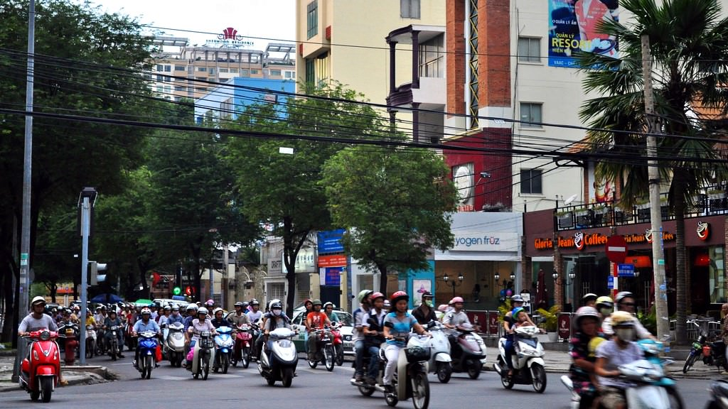Large Ho Chi Minh City Maps for Free Download and Print ... on