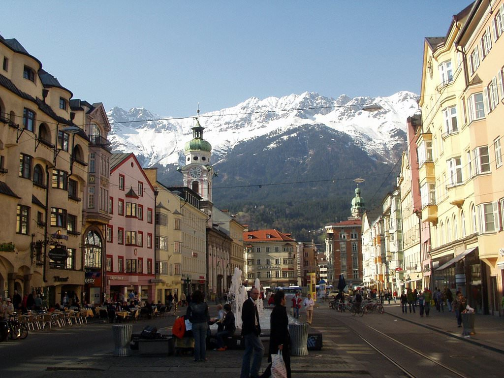 Luxury Hotels Innsbruck