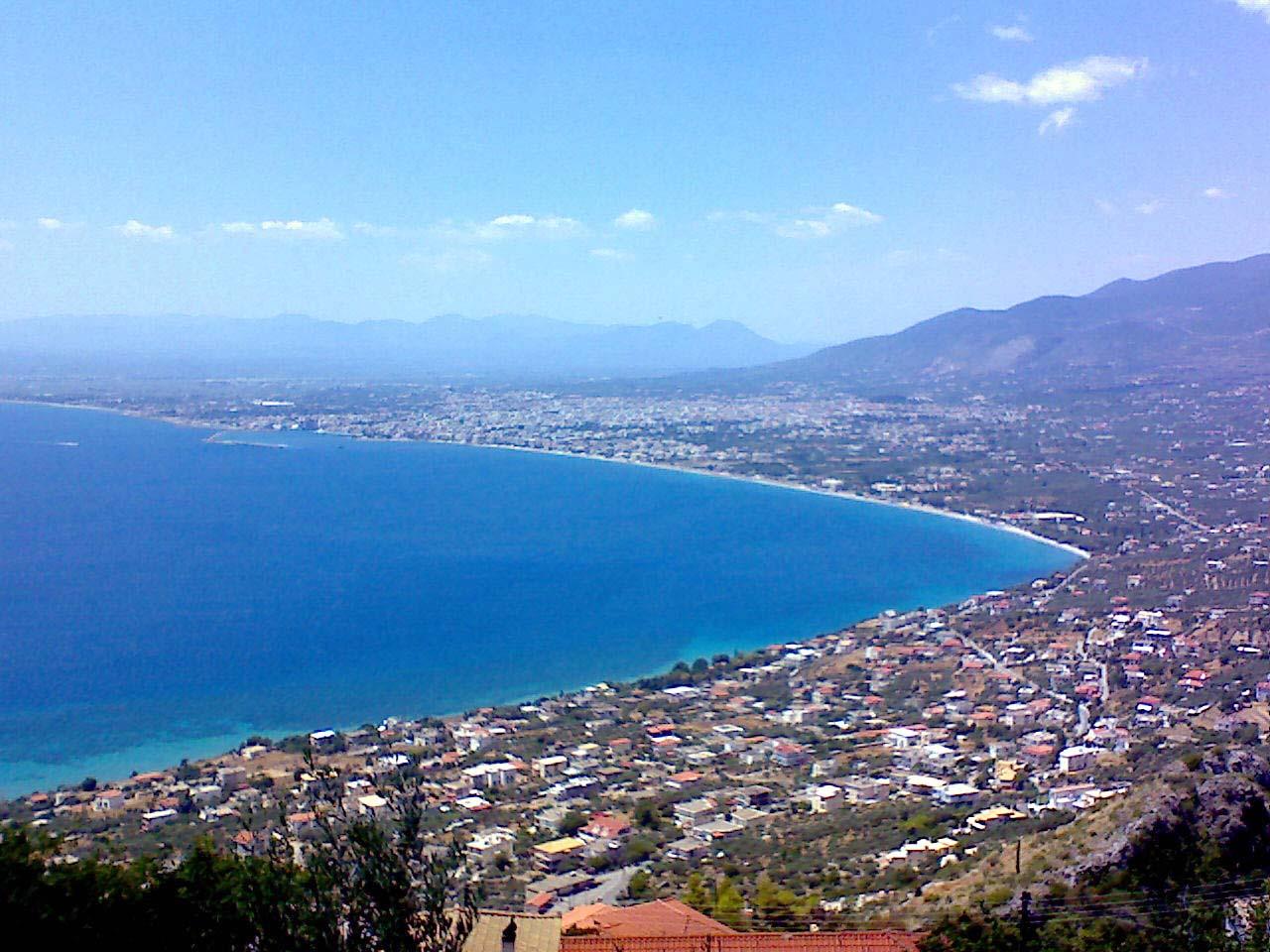Виллы в греции у моря цены
