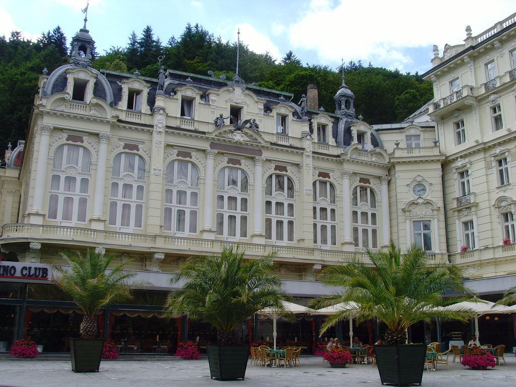 in Karlovy Vary pikkelysömör kezelésében