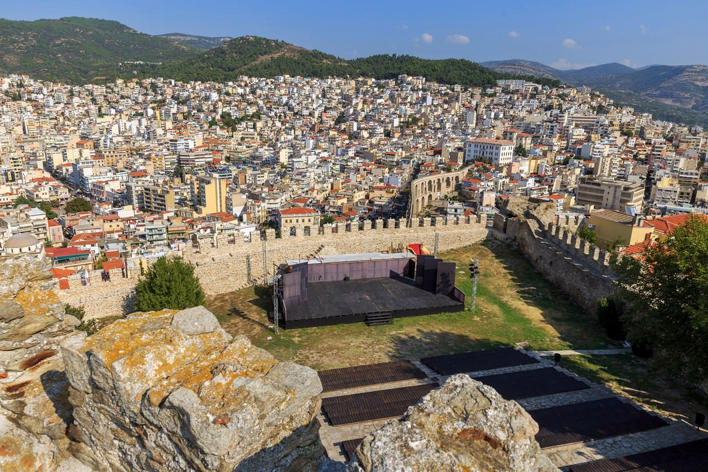 Kavala Travel Guide Things To See In Kavala Sightseeings