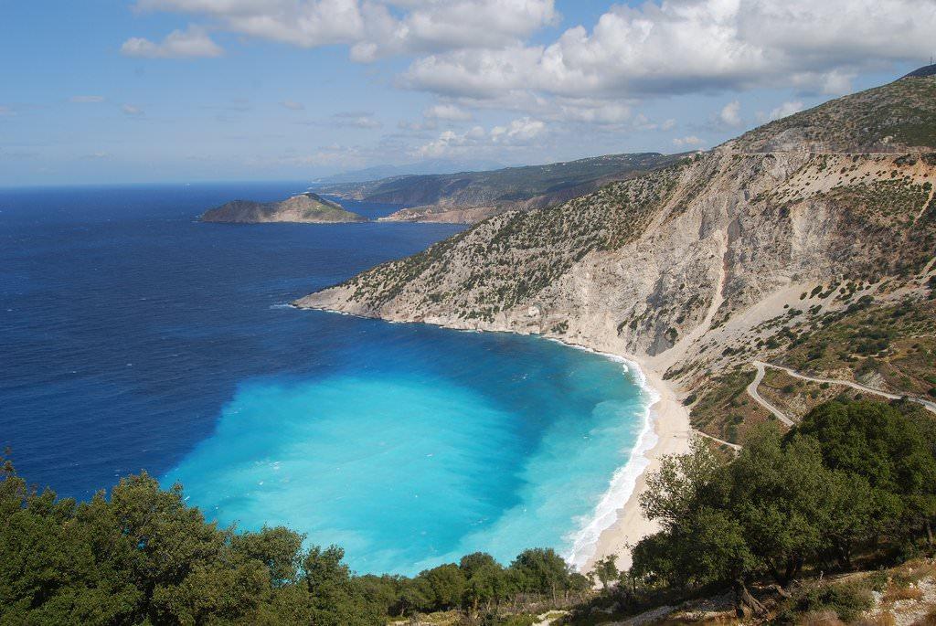 schönster strand griechenland