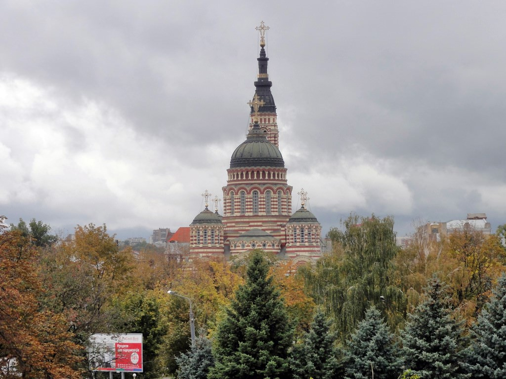 Sights of Kharkov - what to see 45