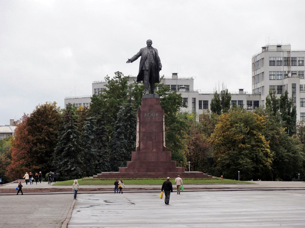 Sights of Kharkov - what to see 84