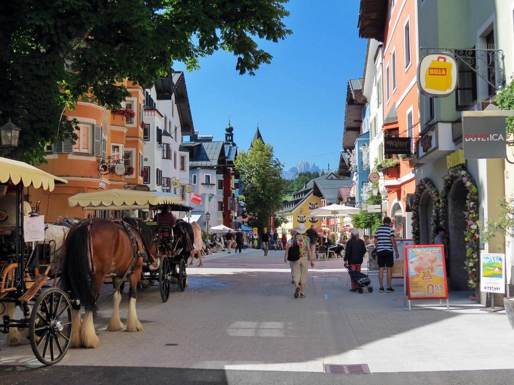 Hotel Tirol Zell Am See