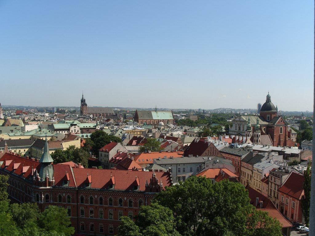 sightseeing in krakow poland