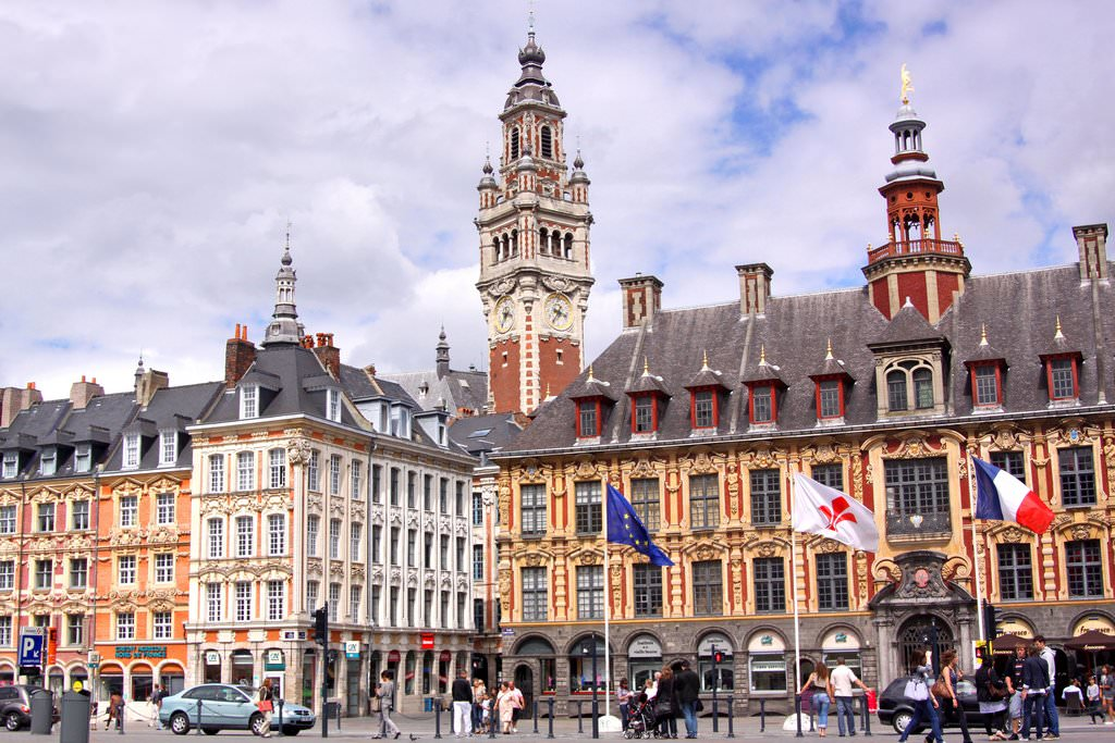 Lille Pictures Photo Gallery Of Lille High Quality