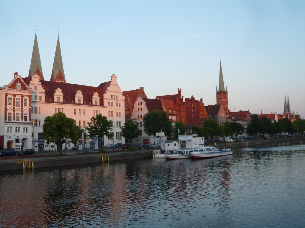 Large Lubeck Maps for Free Download and Print HighResolution and