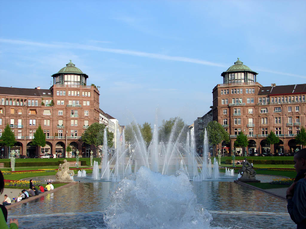 Mannheim Pictures | Photo Gallery of Mannheim - High