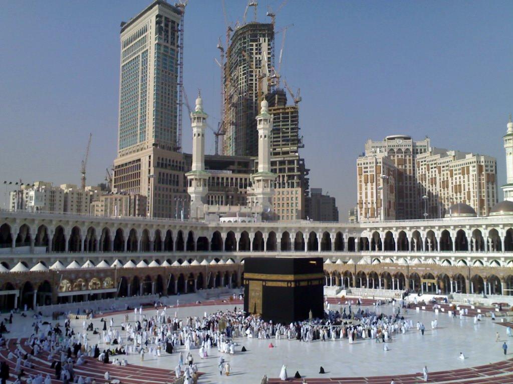 Al-Haram Mosque, Saudi Arabia: photos and description 10