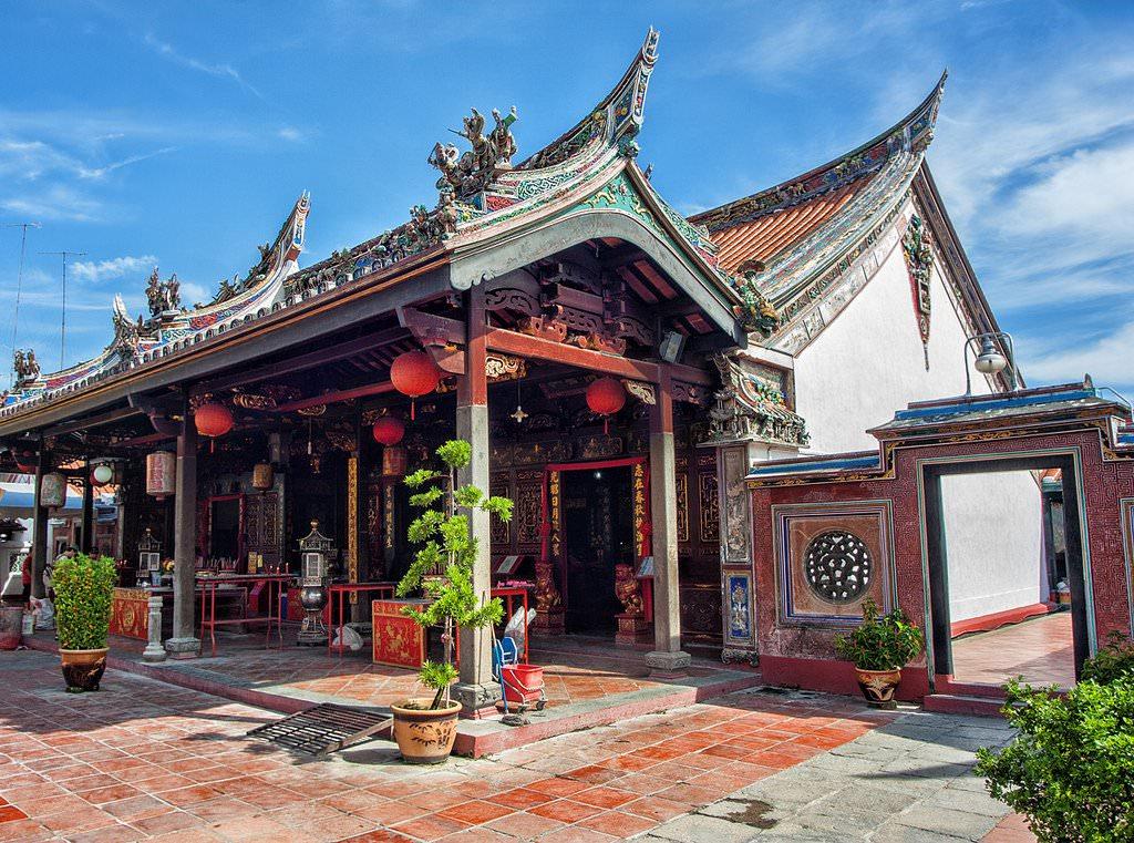Malacca Top Restaurants