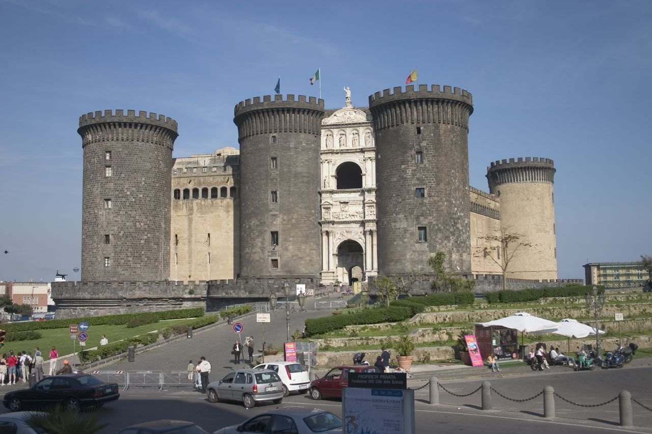 Naples Car Rental Prices