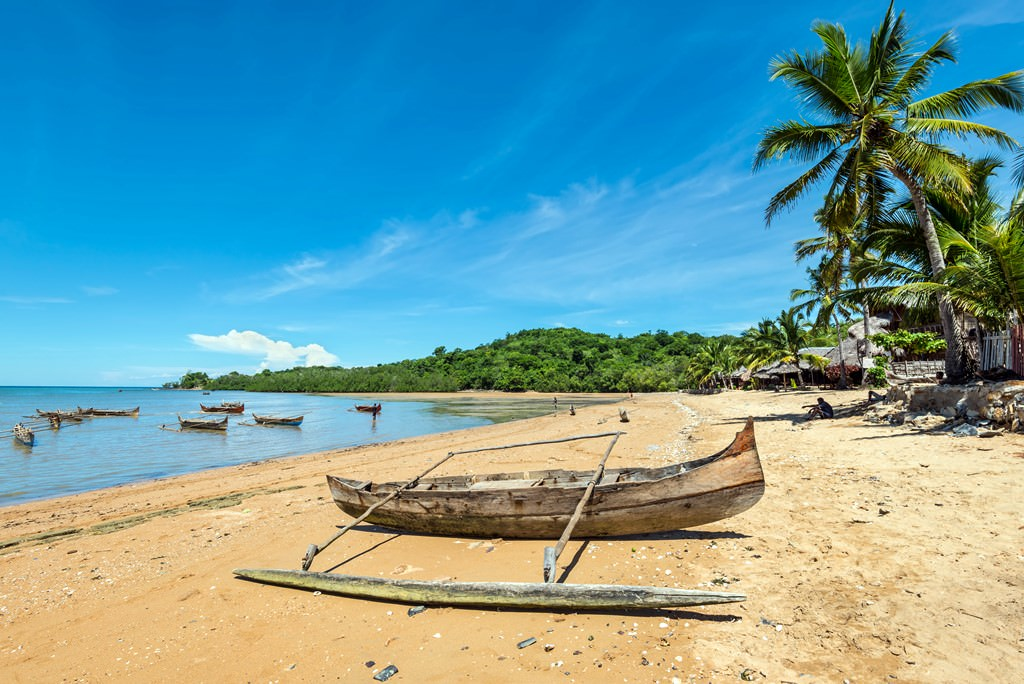 Madagascar travel information guide.