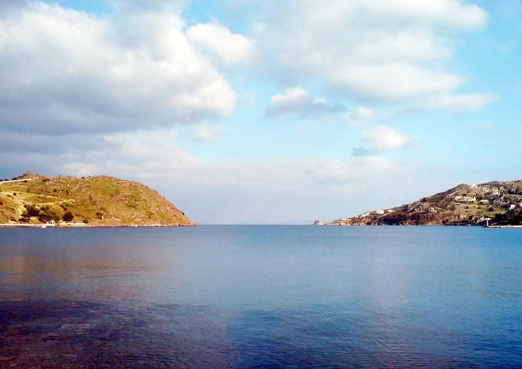 Map Island Of Patmos